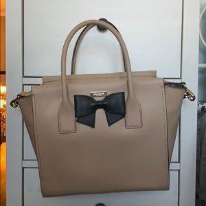 Kate Spade mid-sized handbag with bow